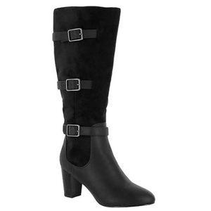 New Bella Vita Talina Harness Black Boot